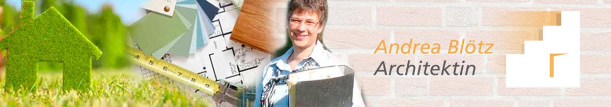 Andrea Blötz – Architektin